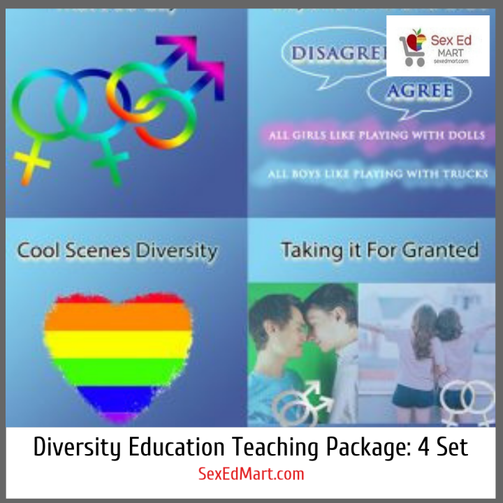 Diversity Education Teaching Package: 4 Activity Kit Set
