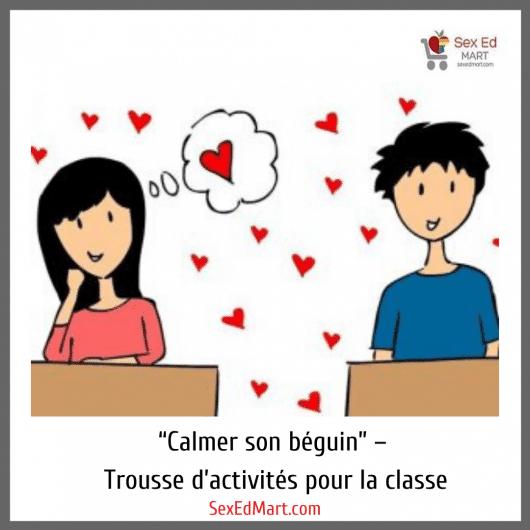 """""""Calmer son béguin"""" – Trousse d'activités pour la classe"""