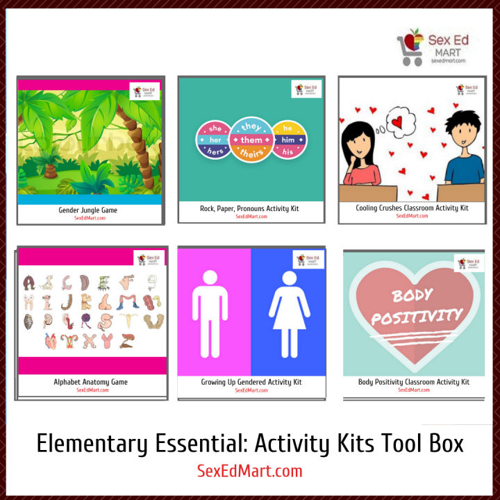 Elementary Essential: Activity Kits Tool Box