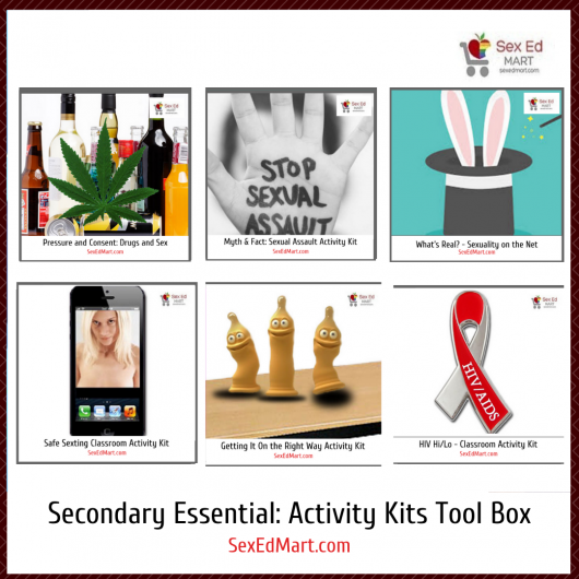 Secondary Essential: Activity Kits Tool Box