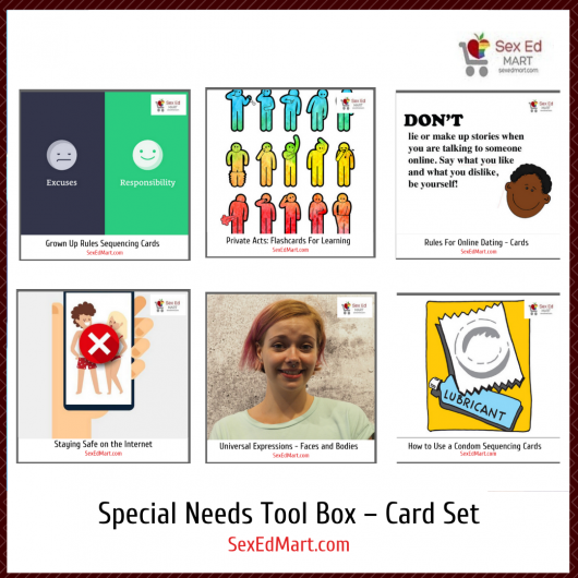 Special Needs Teacher's Tool Box