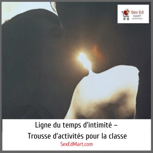 Ligne du temps d'intimité – Trousse d'activités pour la classe