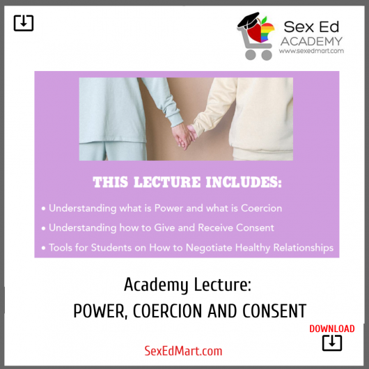 Academy Lecture Power Coercion and Consent