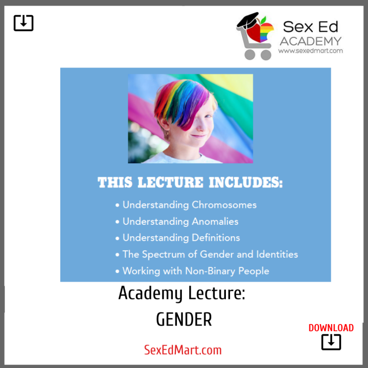 Academy Lecture Gender